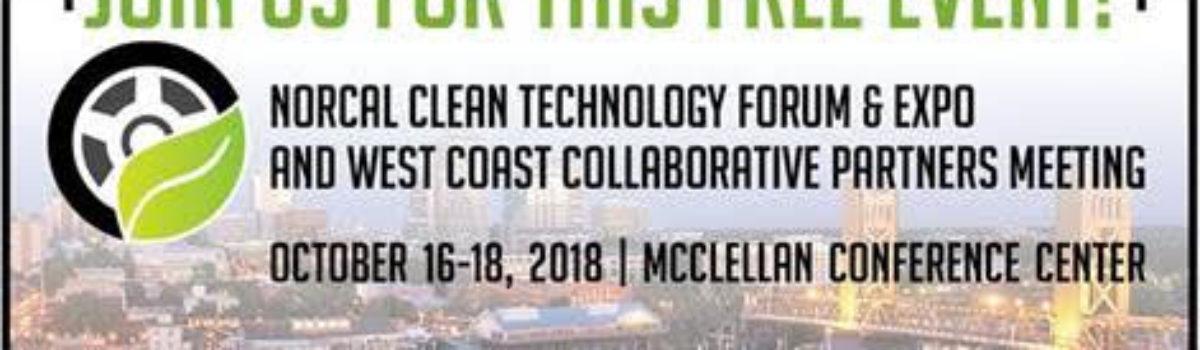 NorCal Clean Tech Forum & Expo Event